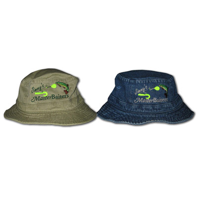 Cotton Washed Bucket Hat